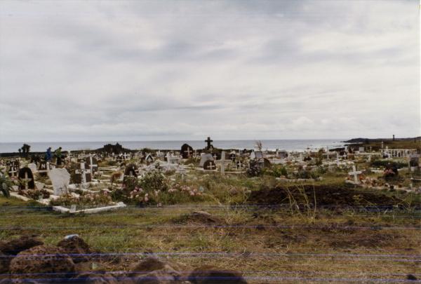 Isola Di Pasqua, Cile. 1998.
