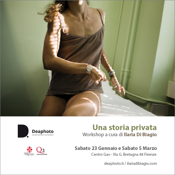 "Workshop ""Una storia privata"""